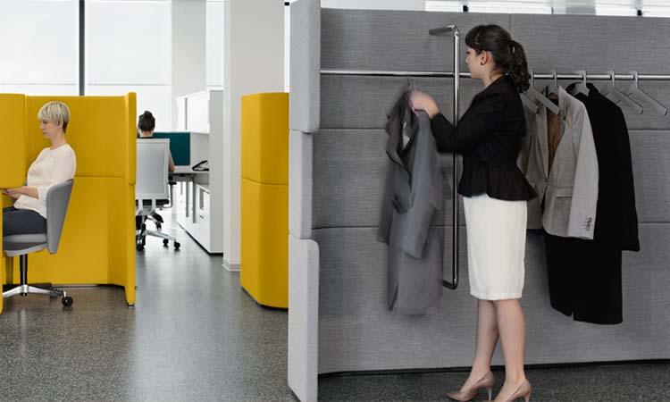 coat hanger stand for office