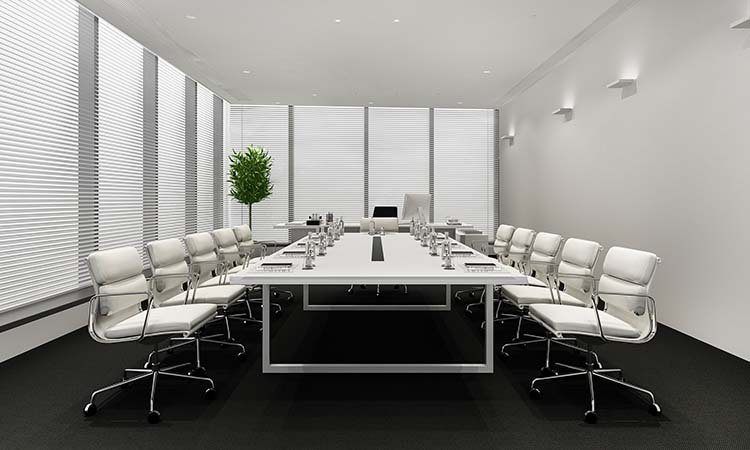 conference table seating capacity