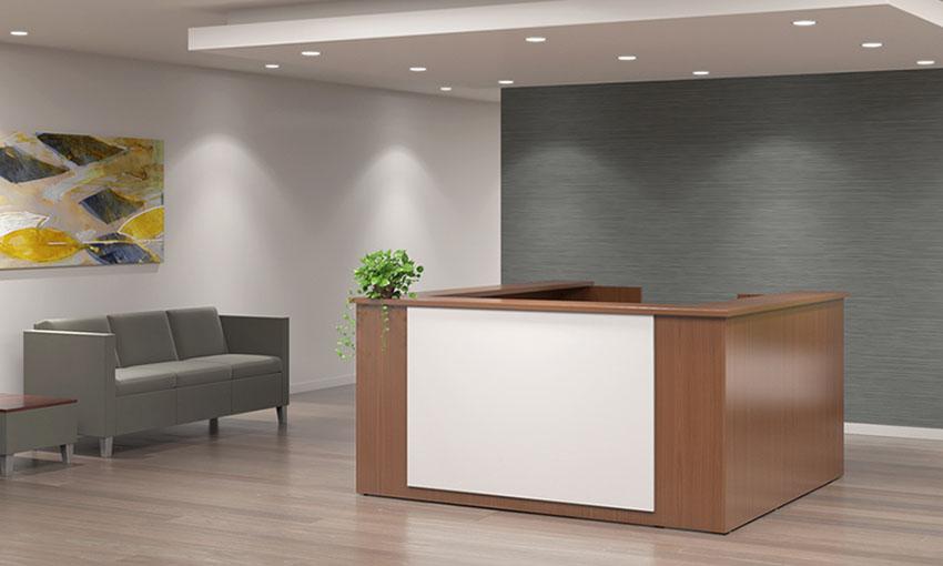 office reception area ideas