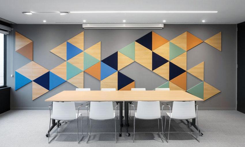 office wall design ideas