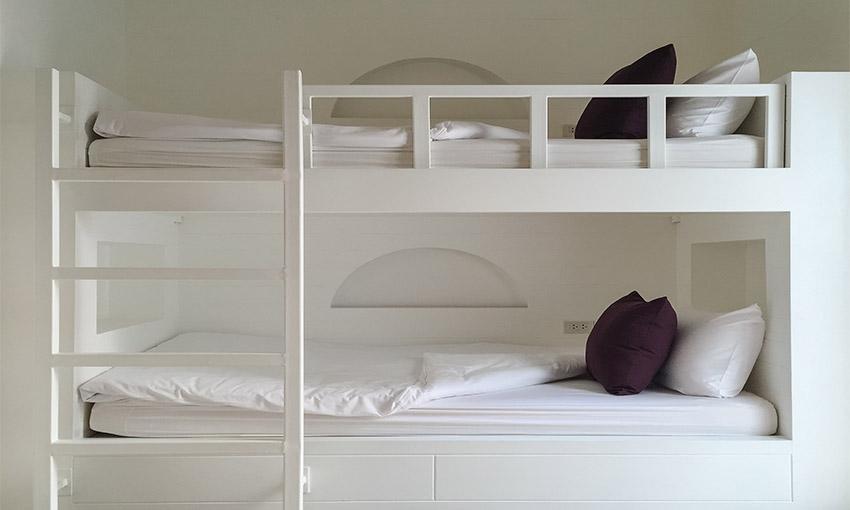 Comfortable Hostel Beds